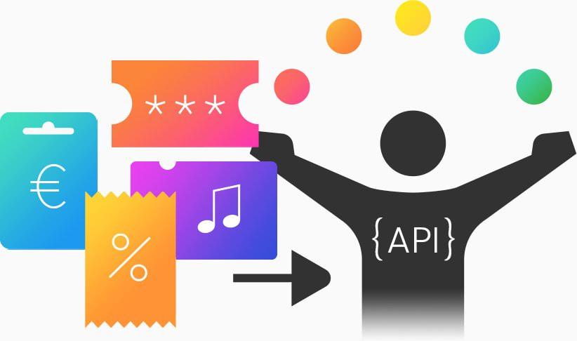 Voodootix® Digital vouchering API platform – Empower your ticketing
